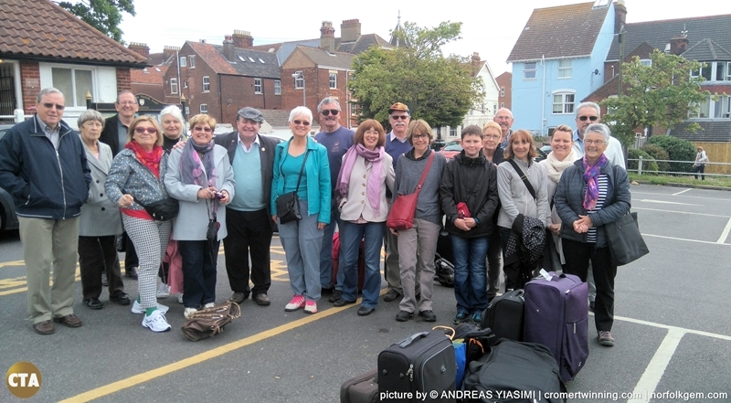 Cromer Twinning picture Andreas Yiasimi (11)