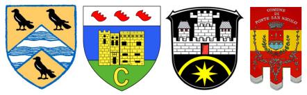 Coat of arms, Cromer, Crest, Nidda, Ponte San Nicolò