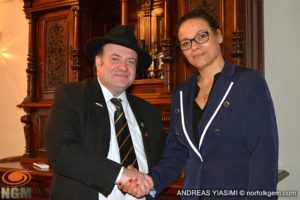My début twinning visit to Crest, France by Andreas Yiasimi
